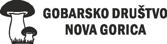 Spletna stran gobarskega društva Nova Gorica